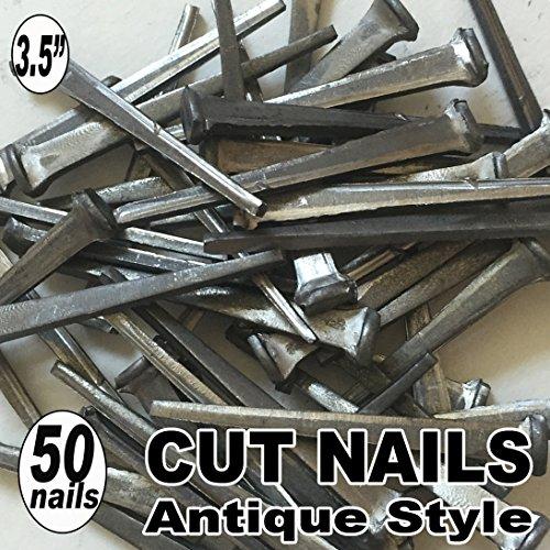 50 35 COMMON CUT Nails-Antique Style -16d