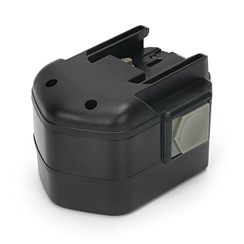 PowerGiant 12V 30Ah NiMh Replacement Battery for Milwaukee 48-11-1900 48-11-1967 48-11-1950 48-11-1970 48-11-1960 B12 MXL12