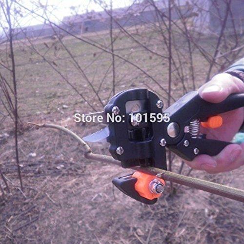 SkuleerTMNew Pro Practical Mountain Land Garden Bloom Fruit Tree Pruning Shears Scissor Grafting Tool  2 Blade Cutting