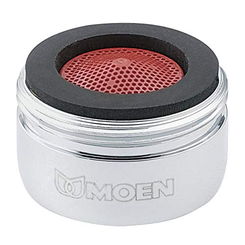 Moen 3919 22 GPM Male Thread Kitchen Faucet Aerator Chrome