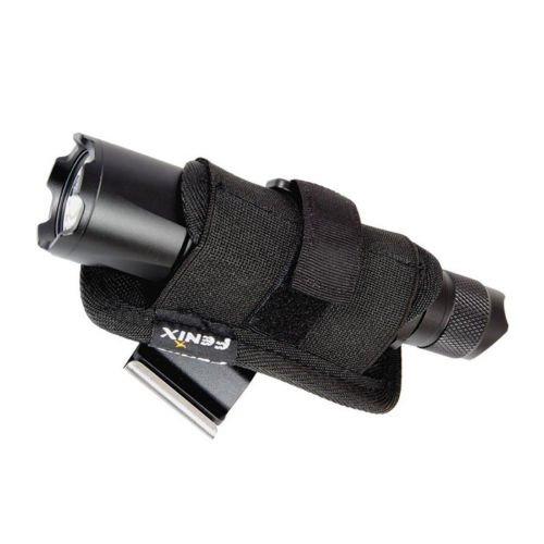 Fenix AB02 Flashlight Belt Clip Holster for 18mm-26mm Flashlight Torch
