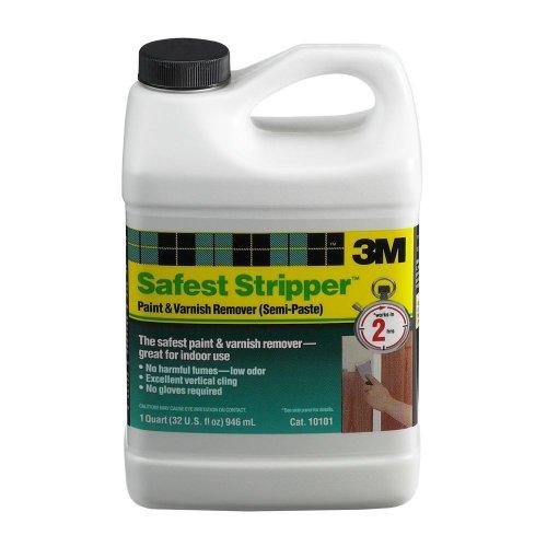 3MTM Safest StripperTM Paint and Varnish Remover 10101