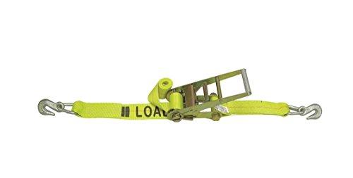 Liftall 204860 Ratchet Assembly Grab HK 3 x 27 15000 L Load Hugger Poly Tiedown 130 Length 110 Width