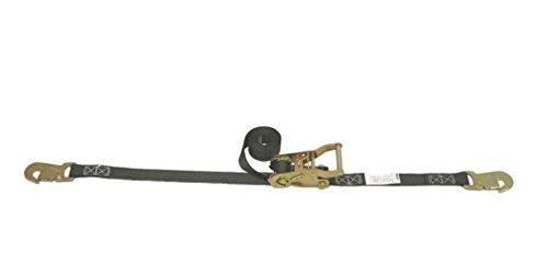 Liftall 601040 Ratchet Assembly SSH-Flat 1 x 10 2100 Load Hugger Poly Tiedown 70 Length 50 Width