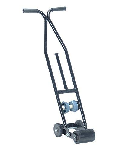 Vestil TPA-10 Steel Economy Floor Tape Applicator 6-12 Maximum Roll Diameter 1- 4 Tape Width