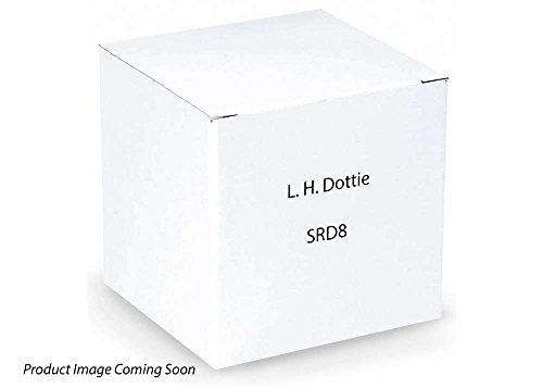 LH Dottie SRD8 8-in-1 Stubby Ratchet Driver  with Standard Bits