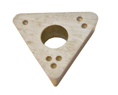 Shark 408-10 FmcAccu-Turn Style Carbide Inserts for Accu-Turn Or Fmc Brake Lathes