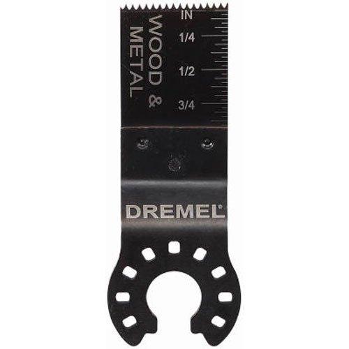 Dremel MM422B Multi-Max Wood and Metal Flush Cut Blade 3-Pack