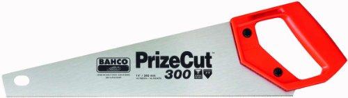BAHCO 300-14-F1516-HP 15 Inch Prizecut Toolbox Handsaw with 11 Teeth Per Inch