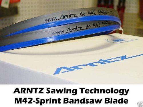 93 7 9 x 34 812 ARNTZ Band Saw Blade M42 Bi-metal