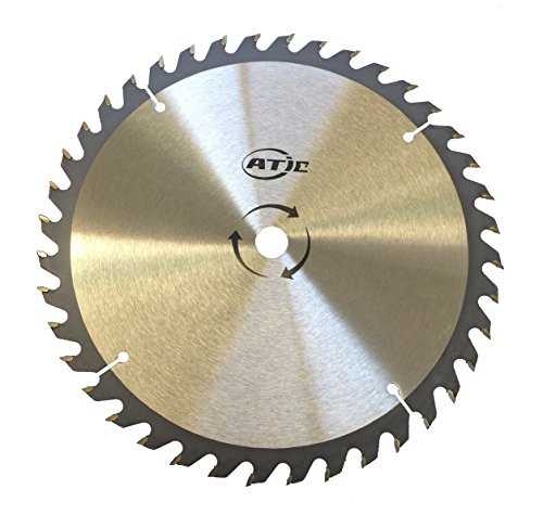 9 40 Tooth Carbide Tip General Purpose Wood Cutting Circular Saw Blade with 58 Arbor