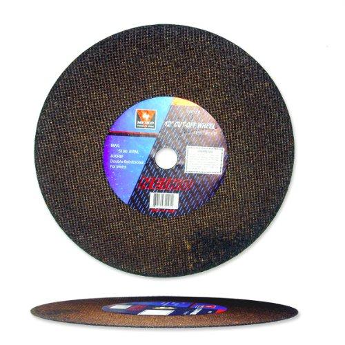 100 Cut Off Wheels 3 X 116 Saw Disc Blades High Speed Metal 38 Arbor