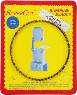 SuperCut B725H12T3 Hawc Pro Resaw Bandsaw Blades 72-12 Long - 12 Width 3 Tooth