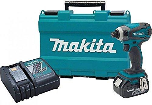 Makita XDT042 18V LXT Lithium-Ion Cordless Impact Driver Kit GH45843 3468-T34562FD666413