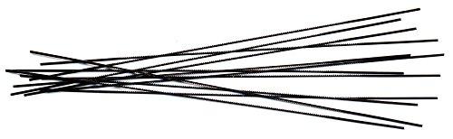 Zona 36-482 Jewelers Saw Blades Universal No4 031-Inch x 015-Inch x 38 TPI 12-Pack