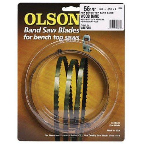 Olson Saw WB51656BL 56-18-Inch by 18 wide by 14 Teeth Per Inch Band Saw Blade
