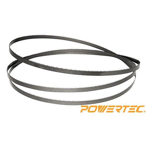POWERTEC 13183X Band Saw Blade 70-12-Inch x 18-Inch x 14 TPI x 0025