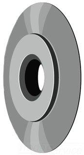 Ridgid 33190 of E4546 105205 Heavy Duty Stainless Steel Pipe Cutter wheel Tool 1EA