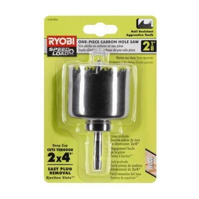 Ryobi 2-18 in Carbon Hole Saw
