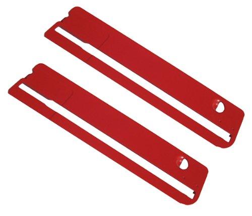 Ryobi RTS10 Table Saw Insert Throat Plate 2 Pack  089037007003-2PK