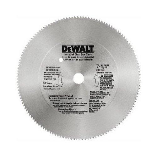 DEWALT DW3524 7-14 Crosscut Saw Blade