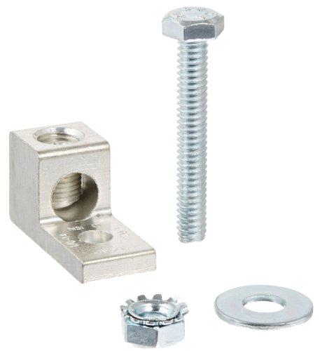 14 Piece Mechanical Set-Screw Type Transformer Lug Kit 15-25 KVA 1 Phase15-37 12 KVA 3 Phase