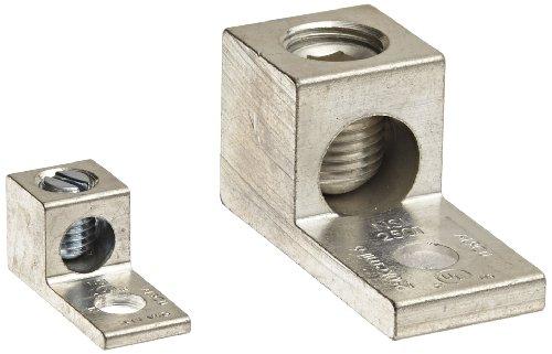 20 Piece Mechanical Set-Screw Type Transformer Lug Kit 15-37-12 KVA 1 Phase15-45 KVA 3 Phase