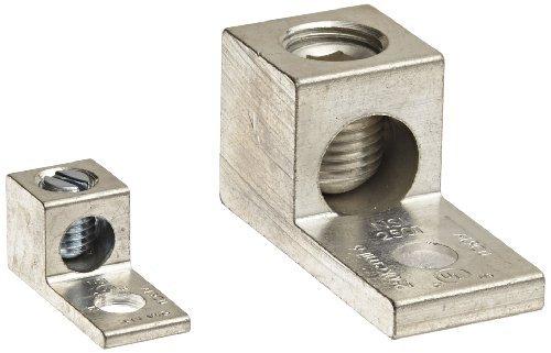 20 Piece Mechanical Set-Screw Type Transformer Lug Kit 15-37-12 KVA 1 Phase15-45 KVA 3 Phase by NSI