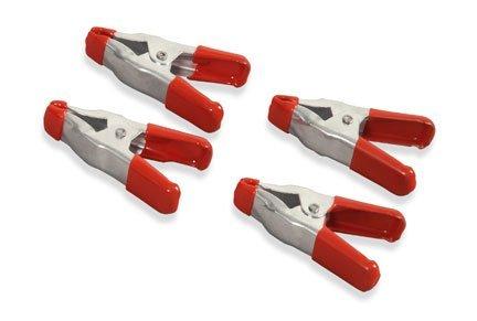 TEKTON 3904 2-Inch Mini Spring Clamps 4-pc