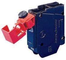 Brady Red Polypropylene Nylon Clamp-On 480600 Volt Breaker Lockout