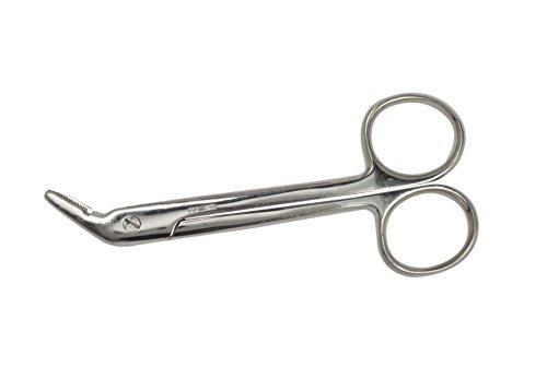 SE - Scissors - Wire Cutting Serrated Blade St Steel 45in - SP42A
