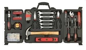 Durabuilt 144 Piece Household Tool Set