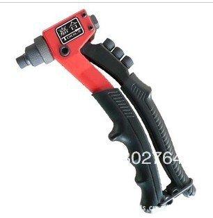 1pcs Ergonomic Hand Squeeze Pop Rivet Gun Tool Riveter Poprivet