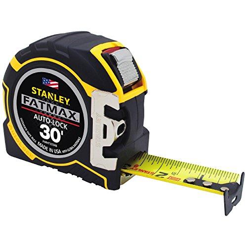 Stanley FMHT33348 FATMAX Auto-Lock Tape Rule 30