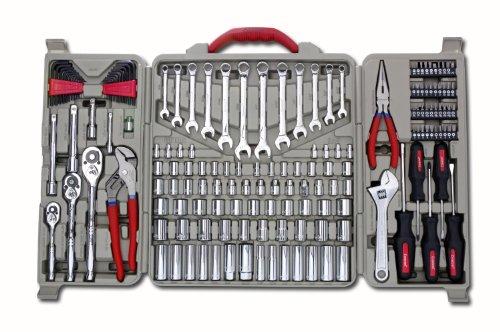 Crescent 170-piece Professional Tool Set Ctk170mp by Crescent