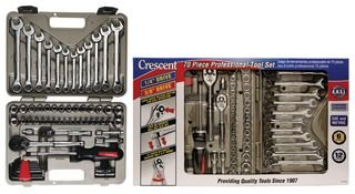 Crescent CTK70MP 70-Pc Professional Tool Set