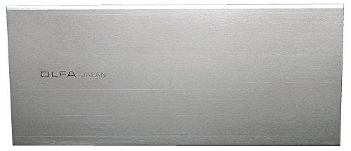 OLFA 1086565 BSF-6B 4-Inch Flexible Dual-Edge Scraper Blade 6-Pack