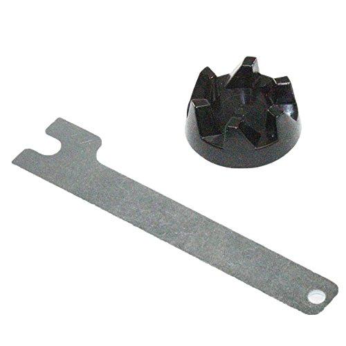 Supplying Demand 9704230 Spanner Tool Blender Drive Coupler Fits Kitchenaid