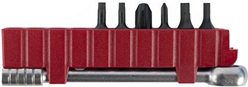 Victorinox Ratchet with Bit Case 5 Bits For Swisstool Spirit Multi-Tool
