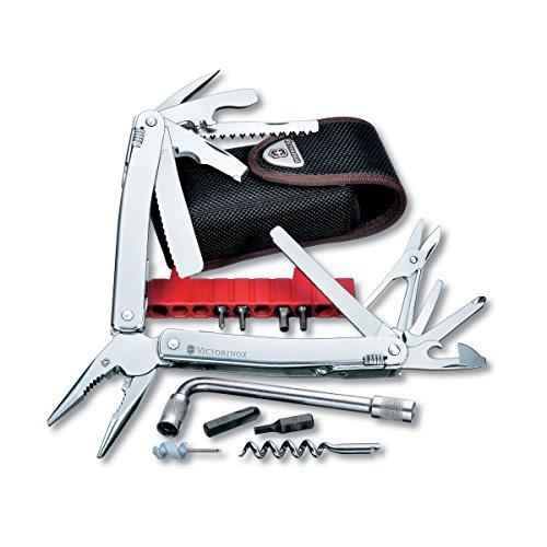 Victorinox Swiss Army SwissTool Spirit Plus Multi-Tool Includes Nylon Pouch
