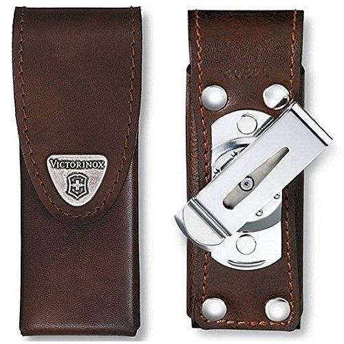 Victorinox Swisstool Spirit Leather Brown