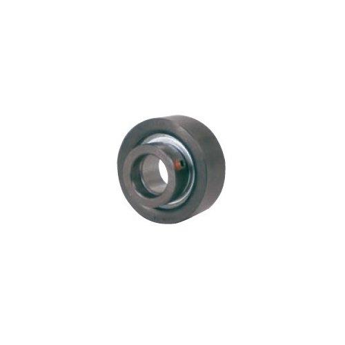 Big Bearing RCSM-16C Cartridge Bearing 1 Shaft Size 2-1732 Cylindrical Outer Race Locking Collar Rubber