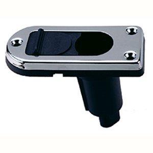 Perko - Perko Locking Collar Pole Light Mounting Base - 2 Pin - Stainless Steel