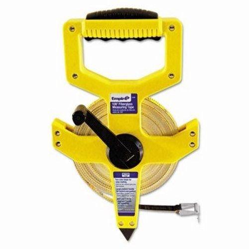 Empire Open-Reel Fiberglass Measuring Tape12x100 ft EML6799 GH45843 3468-T34562FD560848