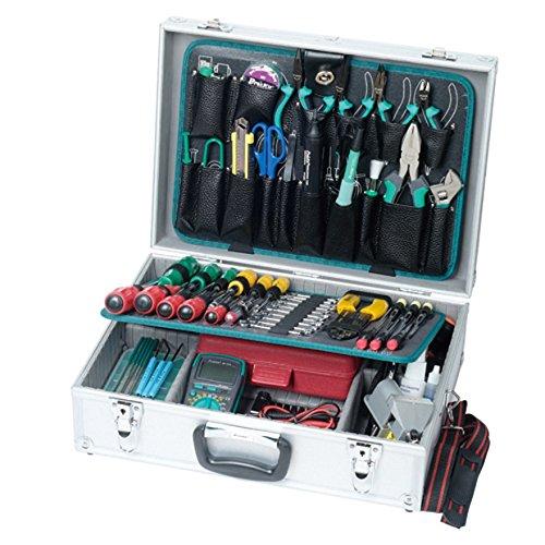 Eclipse Tools 1PK-1900NA Pros Kit Electronics Tool Kit