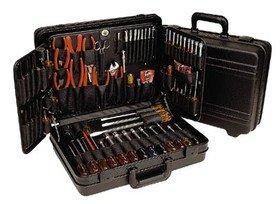 Xcelite TCMB100ST - Advanced Electronics Tool Set with Case - 86 Pcs