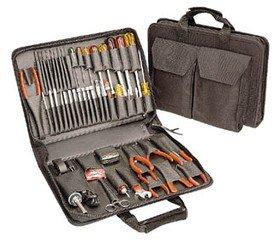 Xcelite TCS150ST - Electronics Tool Set with Case - 23 Pcs