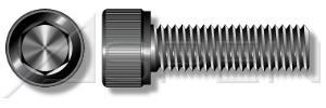 10 pcs M20-25 X 150mm ISO 4762 Metric Hex Socket Head Cap Screws Alloy Steel Black Oxide Class 129 Steel Made in USA