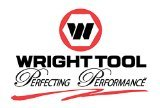 Wright Tool D951B 1 Drive 12-Point Sockets Handles and Attachments
