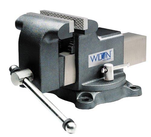 Wilton Model WS5 Jaw Width 5-Inch Throat Depth 3-Inch Shop Vise